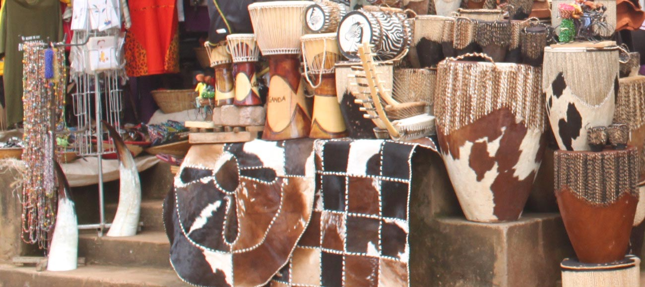 TRADITIONAL CRAFTS OF UGANDA