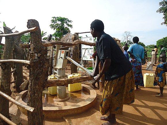 districts uganda travel guide. Black Bedroom Furniture Sets. Home Design Ideas