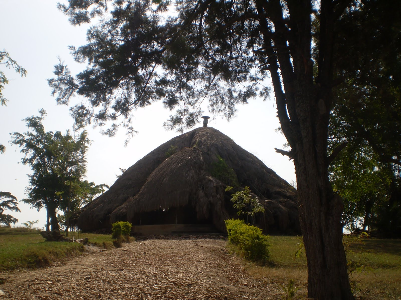 wamala tombs