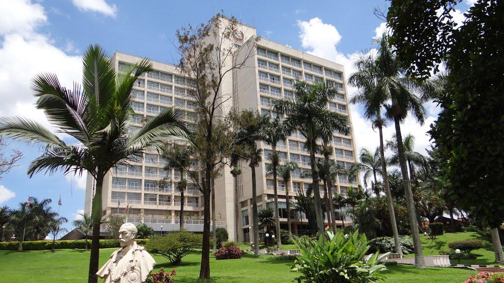 Sheraton Hotel Kampala