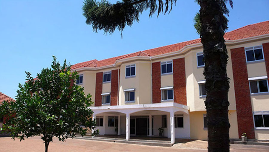 CENTRAL INN - ENTEBBE
